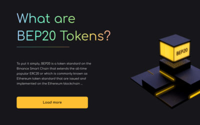 A Beginner's Guide to BEP-20 Tokens